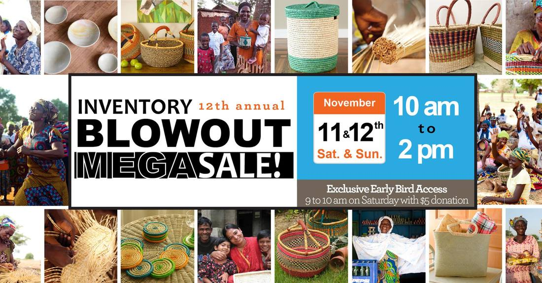 The Design Source LTD., Inventory Blowout Artisan Craft Sale