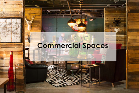 The Design Source LTD. mobilePortfolio, commercial spaces, Interior Design