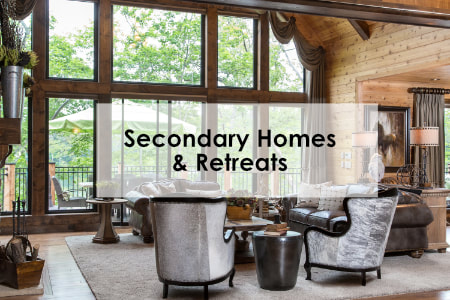The Design Source LTD. mobilePortfolio, Second Homes & Retreats Interior Design